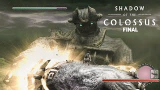 SHADOW OF THE COLOSSUS HD (RPCS3 / PS3) - #PARTE 10 - O FIM!!