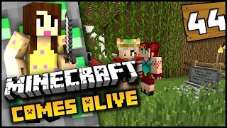 THE FUNERAL - Minecraft Comes Alive 2 - EP 44