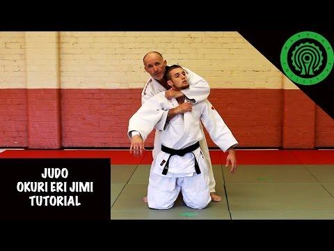 Judo Okuri Eri Jimi Tutorial