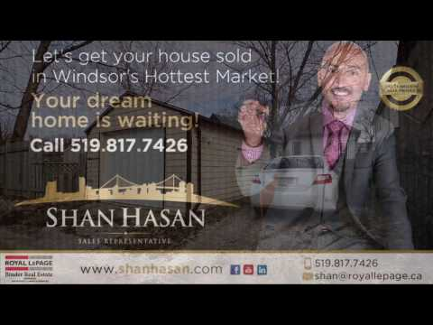 SOLD SOLD! 1541 LINCOLN  |  WINDSOR  | SHAN HASAN