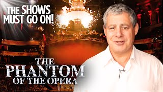 Staging Phantom For The Royal Albert Hall | Backstage at The Phantom of The Opera
