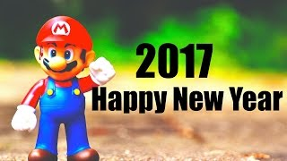 HAPPY NEW YEAR 2017!! Super Mario Music Cover
