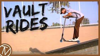 Vault Sessions, How to Manual, Matisse VS Julian V2! │ Vault Rides - Episode 3
