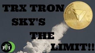 TRON TRX - SKY