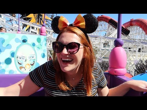 Disney California Adventure Day! | Character Breakfast, Pregnancy Friendly Rides & More!