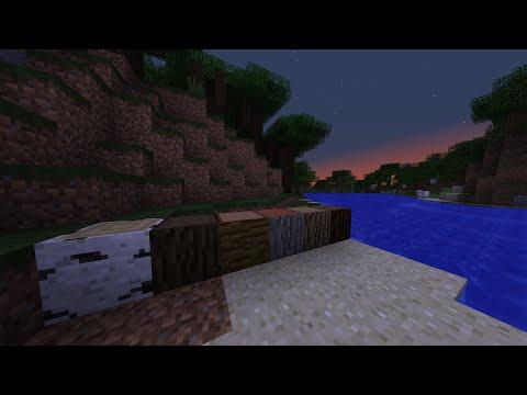 Reto Minecraft, Todas las maderas en 9:58:93