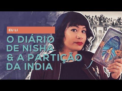 O DIÁRIO DE NISHA & A PARTIÇÃO DA ÍNDIA| All About That Book |
