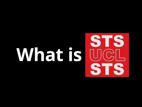 What is STS? - Science and Technology Studies at UCL