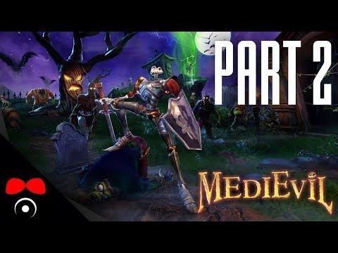 VÝLET NA VYSOČINU! | MediEvil #2