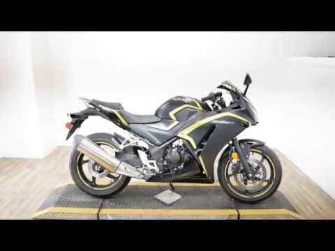 2015 Honda CBR®300R in Wauconda, Illinois - Video 1