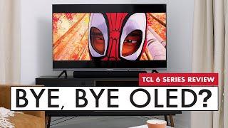 BEST TV Under 1000 - TCL 4K TV - TCL Mini LED TV Review 6 SERIES 4K TV