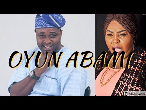 OYUN ABAMI PART 1 LATEST YORUBA MOVIE 2018 STARRING FEMI ADEBAYO