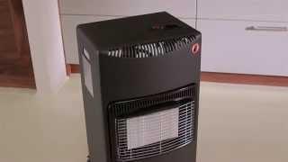 Calor Kozy Portable Gas Heater
