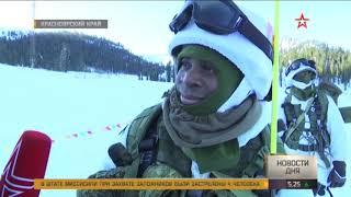 Военные Таджикистана и Анголы приняли участие в «Саянском марше»