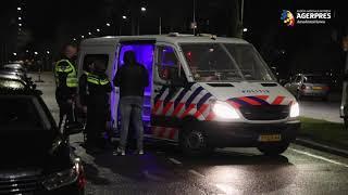 Olanda: Poliţia a reţinut peste 150 de persoane în a treia noapte de violenţe