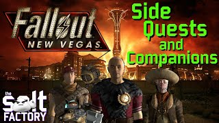 Evaluating Fallout New Vegas Companions And Side Quests- A Look At The NCR And The Legion