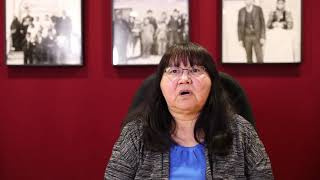 Land code informative video Kátł'odeeche first nation Chairperson Diane Tourangeau