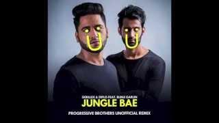 Skrillex & Diplo   Jungle Bae Feat. Bunji Garlin (Progressive Brothers Remix)