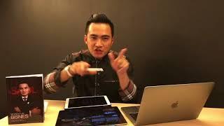 Najib Asaddok Siri 001 Facebook Marketing Mastery