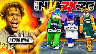 WE RETURNED TO NBA 2K20 AT 3am...😩🌈 (THINGS GOT WIERD)