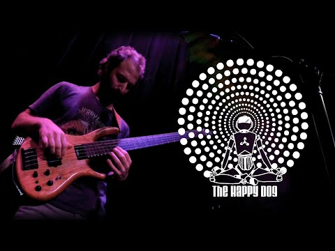 "My band, The Happy Dog, live at the Key West Theater performing ""Shakedown Street"" by the Grateful Dead"