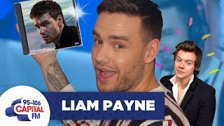 Liam Payne Talks 'LP1', Harry Styles' 'Adore You' & #CapitalJBB 💽 | FULL INTERVIEW | Capital