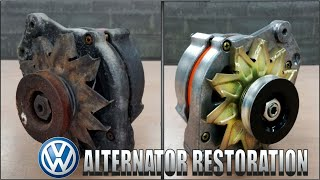Volkswagen Alternator Rebuild / Restoration