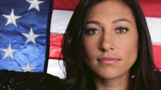 "Christen Press' Story - ""One Nation. One Team. 23 Stories."""