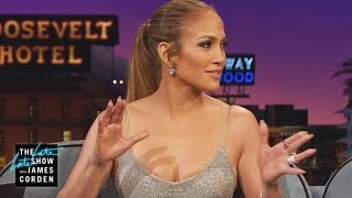 Jennifer Lopez Dishes on Her Budding Romance with A-Rod