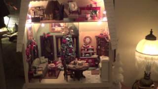 Carolines Dollhouse Projects Christmas 2013
