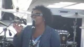 Sheri Jones-Moffett (Not to Late to Dream Praise in the Park 2009)