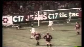 UEFA Cupsieger Cup: 07.11.1984 Servette FC - AE Larissa 0:1