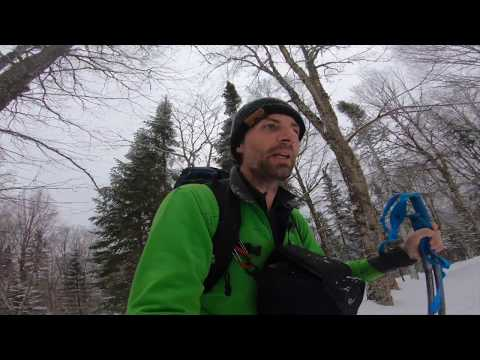 Moving around in the Backcountry and Telemark gear part 3