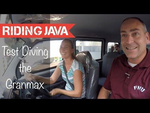 Daihatsu Gran Max vs Luxio