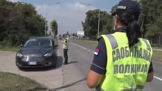 Pojacana kontrola saobracaja