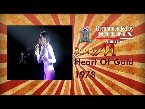Boney M - Heart Of Gold 1978