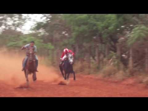 Corrida de cavalos em Planaltina df