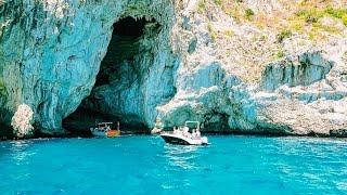 CAPRI - ITALYS MOST STUNNING ISLAND?