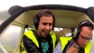 REVENGE 6 - AIRPLANE CRASH PRANK (Pád Letadla)