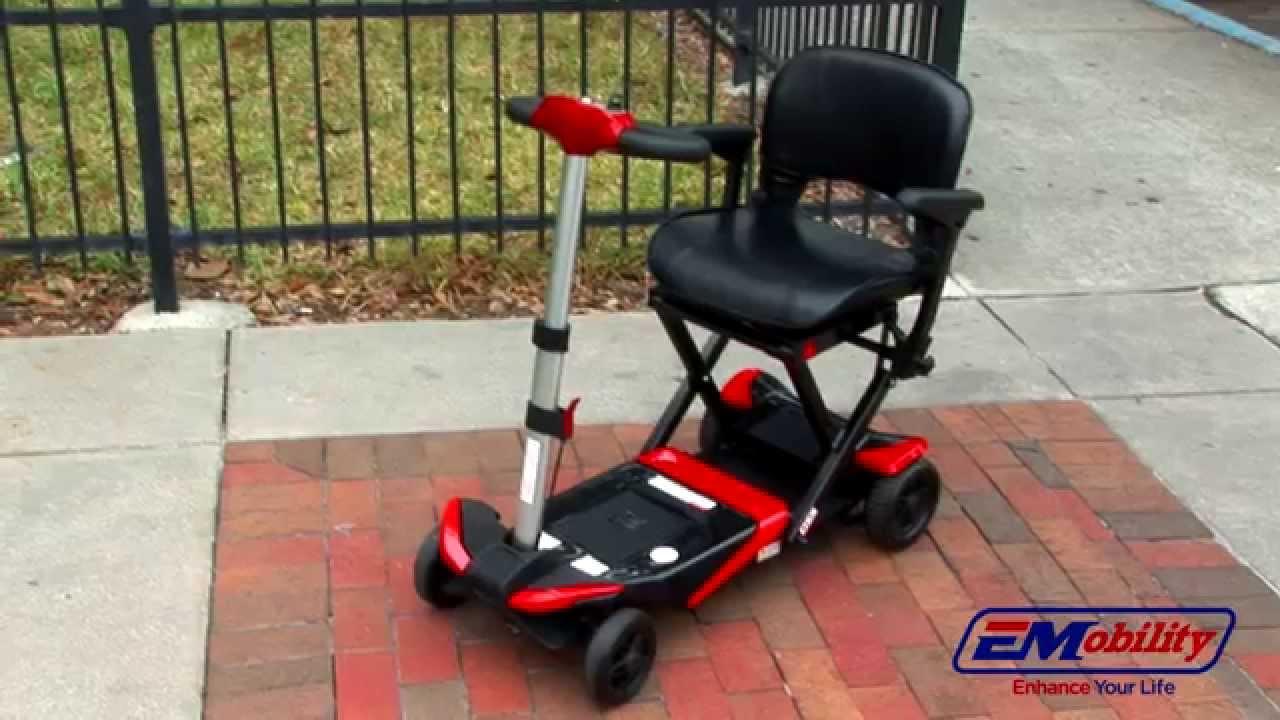 Transformer Scooter