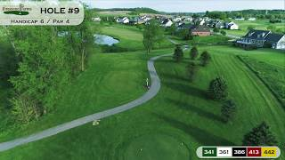 Tee-to-Green Flyover