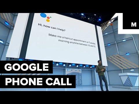 CHANSeL | В салон красоты и ресторан вас запишет голосовой помощник Google!