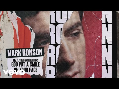 "Mark Ronson – ""God Put a Smile on Your Face"" ft. The Daptone Horns"