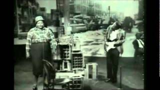 BIG MAMA THORNTON - Live YOU AIN'T NOTHING BUT A HOUND DOG