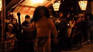 吉田神社の節分祭(追儺式)