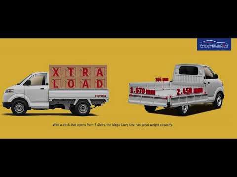 Suzuki Mega Carry Xtra | Expert Review