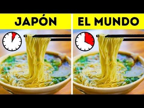 Los Secretos De La Dieta Japonesa