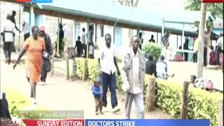 Doctors' Union talks mediated by COTU yet to bear fruit as strike enters day 70