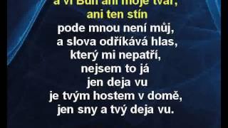 Deja vu - Helena Vondráčková, Martin Maxa Karaoke tip