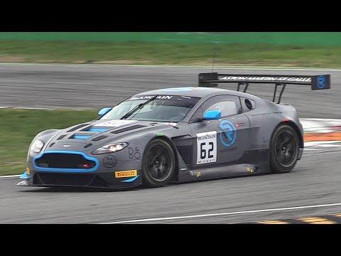 Monza Circuit Testing 29/3/2018 - Dallara LMP2, Gallardo R-EX, KTM X-Bow GT4, Wolf Thunder & More!